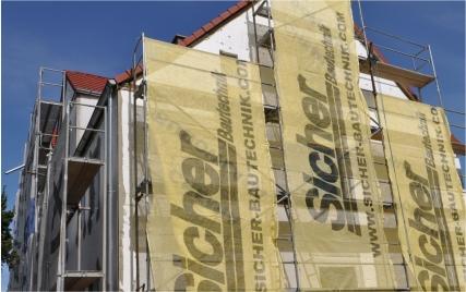 inwestycja Sicher Bautechnik w Łodzi